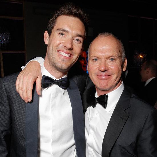Michael Keaton's Son, Sean Douglas