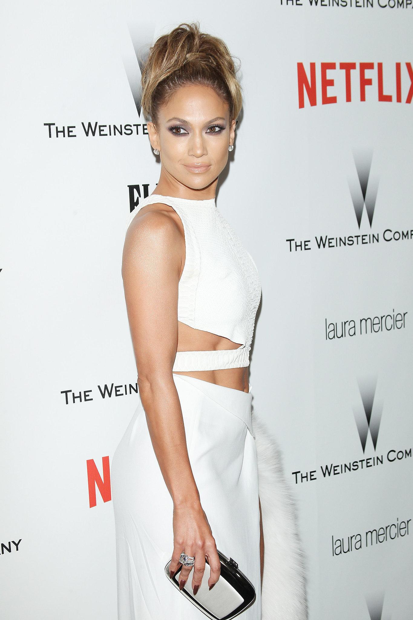 Exactly How Jennifer Lopez Makes 49 Look Like 29