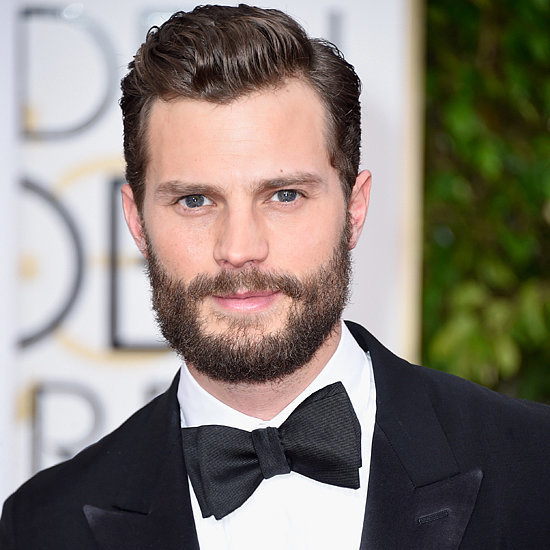 Hot Guys at 2015 Golden Globes