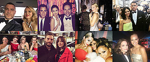 Behind-the-Scenes Golden Globes Snaps Straight From the Stars