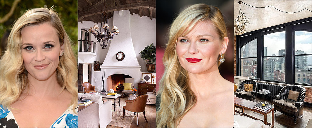 POPSUGAR Shout Out: Picture Yourself Lounging in These Celeb Living Rooms