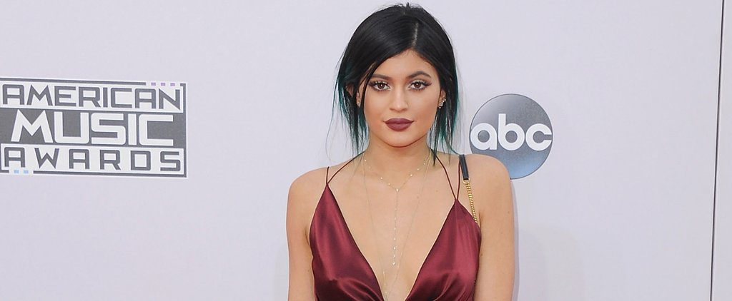 Kylie Jenner Shares a Makeup-Free Selfie and Her Lips Look Pouty as Ever