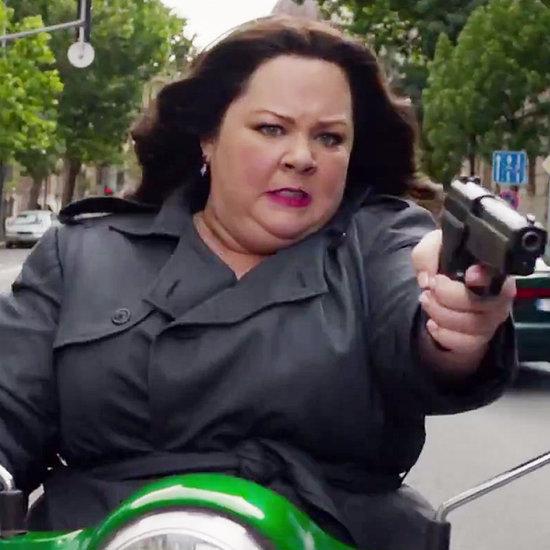 Spy Trailer With Melissa McCarthy & Australian Release Date