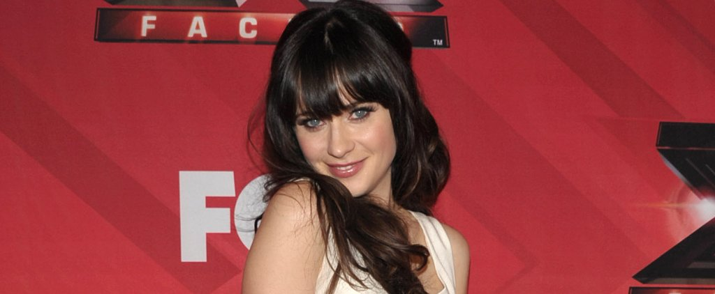 12 Reasons Zooey Deschanel Will Make the Most Adorkable Mum