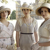 Downton Abbey Beauty Looks