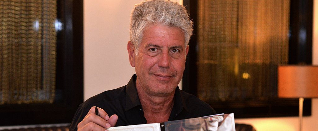 Anthony Bourdain Named His NYC Food Hall After Himself, of Course