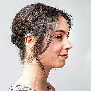 Milkmaid Braid How-To