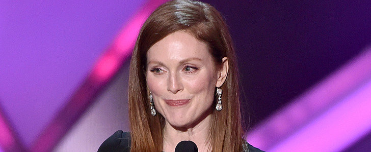 Julianne Moore's Girl Power Speech Is Empowering and Eloquent