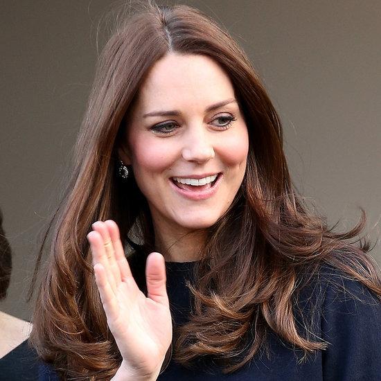 Kate Middleton Dress at Barlby Primary School 2015