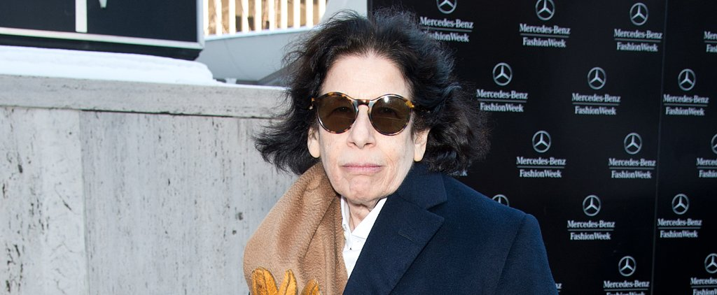 Fashion Icon Fran Lebowitz Has a New Gig With Vanity Fair