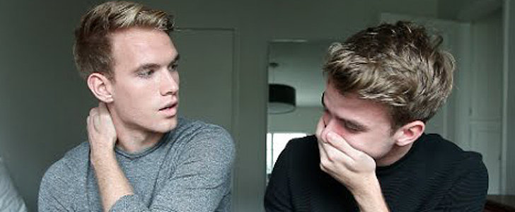 Twin Brothers Come Out to Their Dad in a Video, and Now We Are Crying