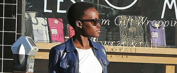 Lupita Nyong'o Just Changed Our Minds About Kitten Heels