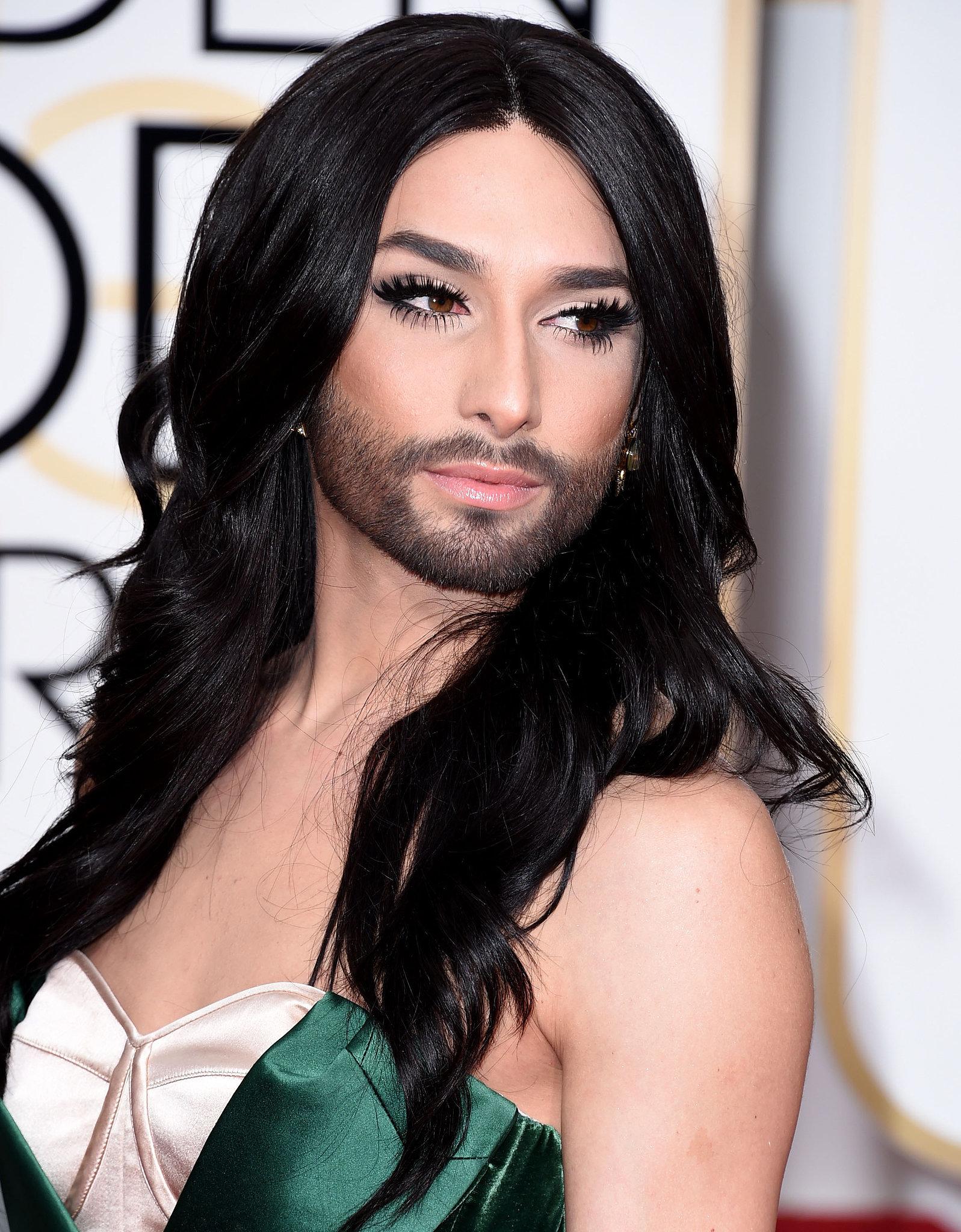 Conchita Wurst   The Most Beautiful Transgender People in