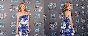 Diane Kruger Looks Prettier Than Ever at the Critics' Choice Awards
