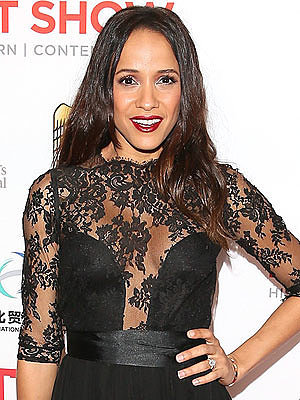 Dania Ramirez: I Have Everyone Speaking to My Twins in Spanish