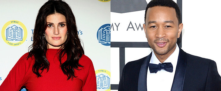 Idina Menzel and John Legend Will Perform at This Year's Super Bowl