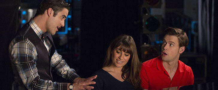 Preview This Week's Glee — Rachel and Sam Take On Vanessa Carlton