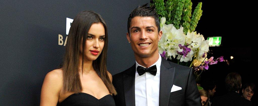 Cristiano Ronaldo Has Ended His 5-Year Relationship With Irina Shayk