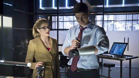 'Arrow': Is Ray Palmer Starling City's New 'Savior'? Brandon Routh Reveals All!