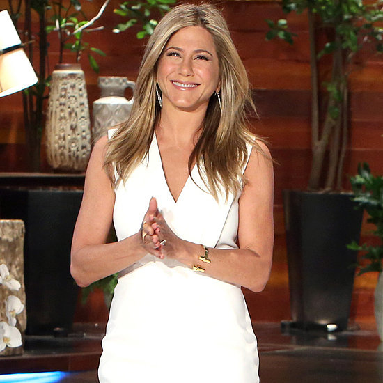 Jennifer Aniston Interview on The Ellen Show January 2015