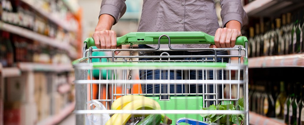 The Grocery-Shopping Habit That Saves Time and Calories