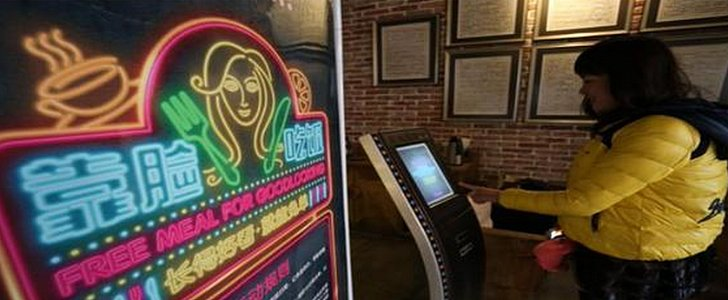The Gross Reason This Restaurant Scans Customers' Faces