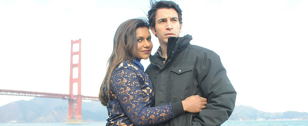 The Mindy Project Exclusive: See Mindy and Danny's San Francisco Date!