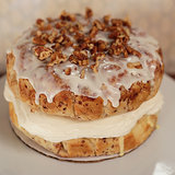 Breakfast Is Way Better With Cinnamon Roll Layer Cake
