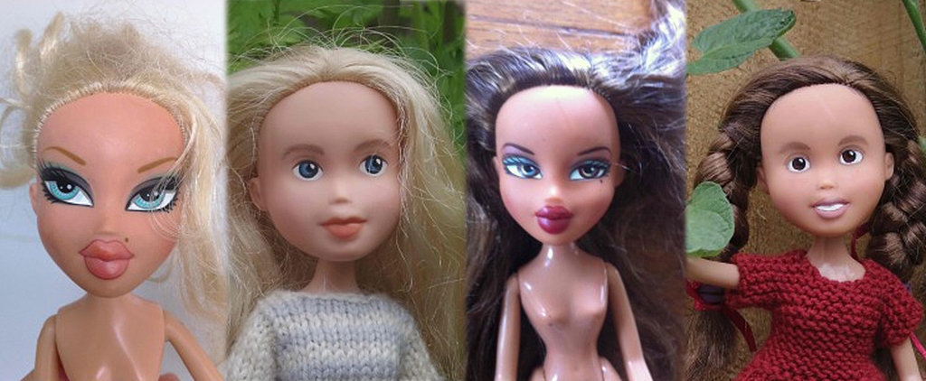 Bratz Girls Dolls Get an Epic Real-Girl Makeunder