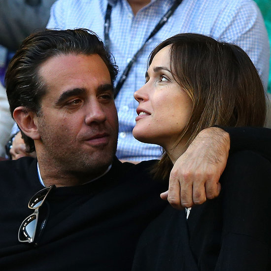 Celebrities Watching Tennis at the 2015 Australian Open