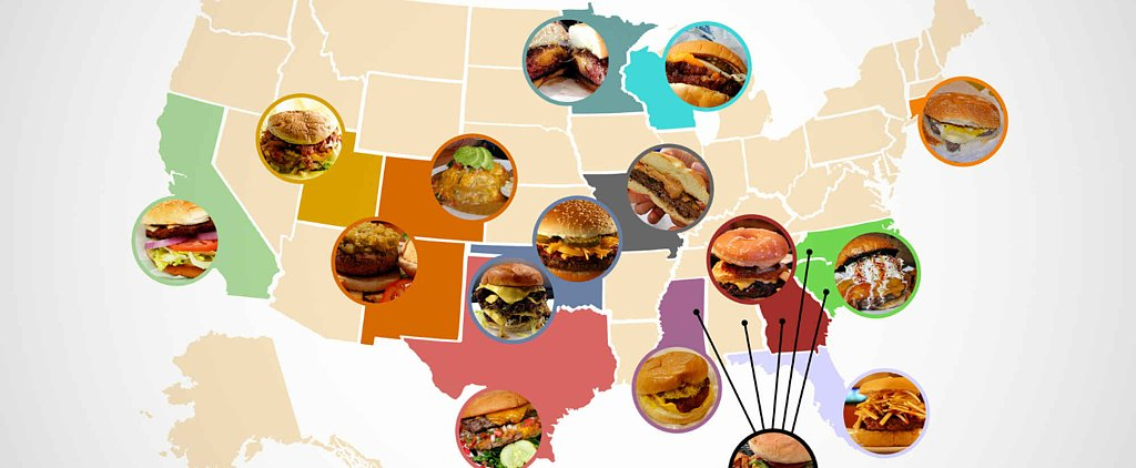 16 American Burger Styles Based on Region