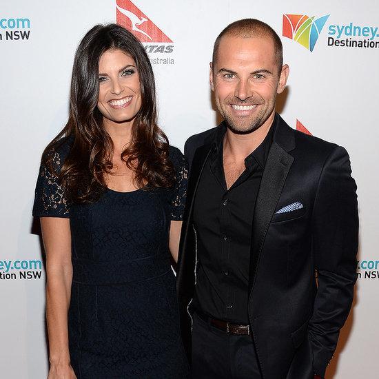 Daniel MacPherson and Zoe Ventoura Engaged