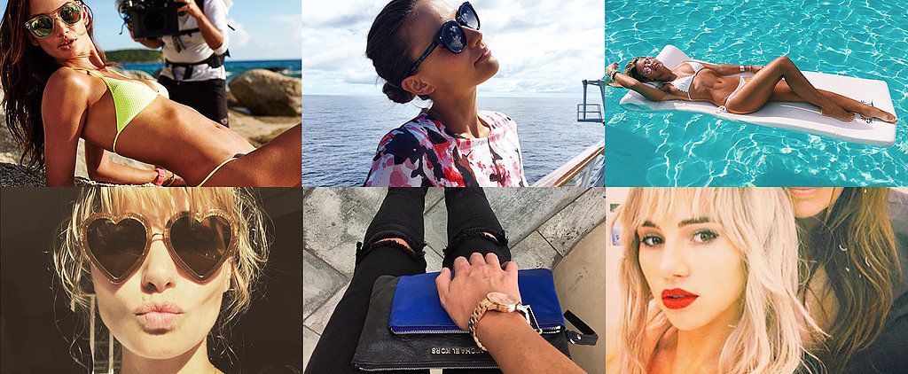 Insta Edit: The Most Stylish Celebrity Snaps of the Week