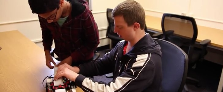 This Incredible 13-Year-Old Invented a Lego Braille Printer
