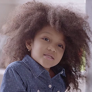 Dove Love Your Curls Campaign
