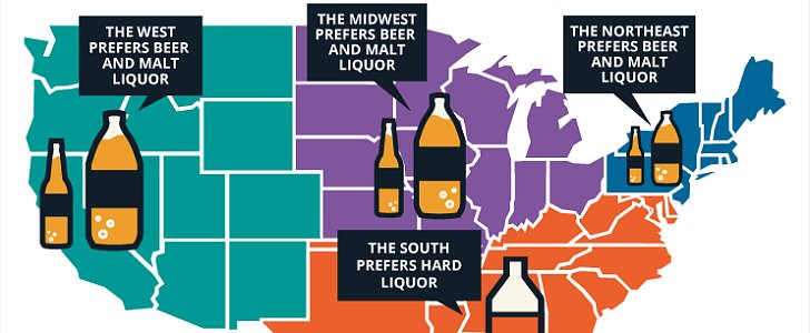 The State That Sends the Most Drunk Tweets