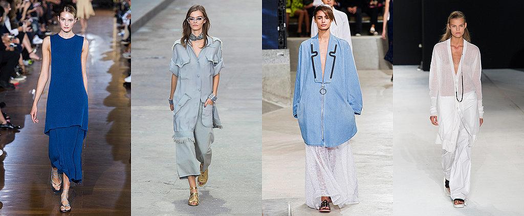 The Longer the Better — Fashion's New Hemline