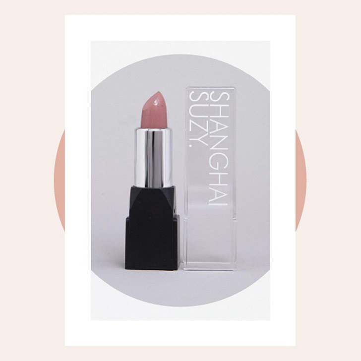 Shanghai Suzy Lipstick in Miss Leah Baby Cocoa, $12.95