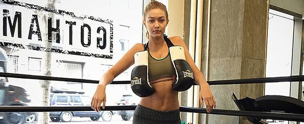 This Is How Gigi Hadid Gets That Incredible Body of Hers