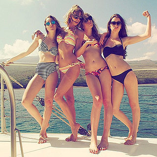 Taylor Swift and Haim Instagram Holiday in Hawaii Together