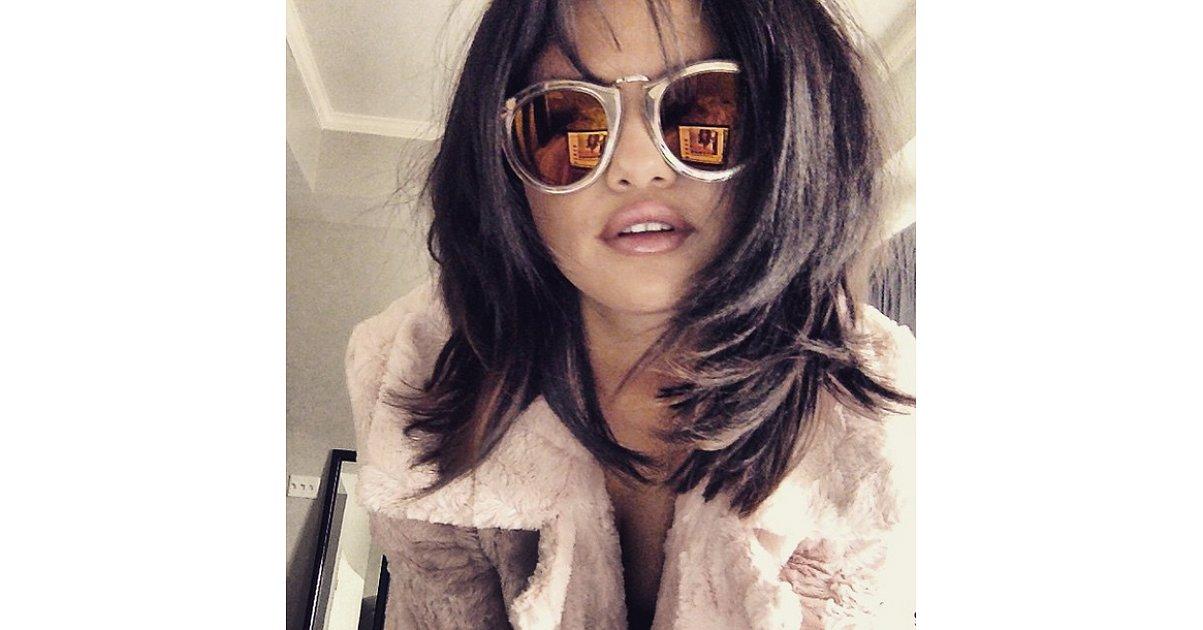 Selena Gomez | Karlie Kloss's Mermaid-Wave Extensions Will