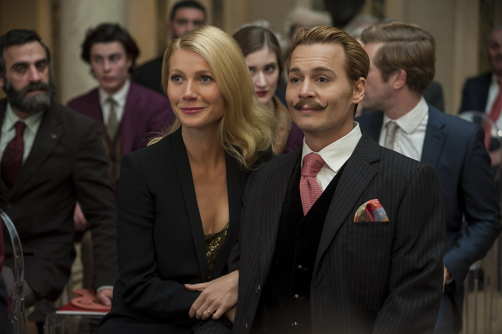 Is Mortdecai Every Cast Member's Worst Film Yet?