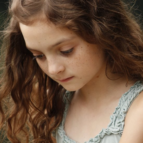 Styling Kids' Curly Hair