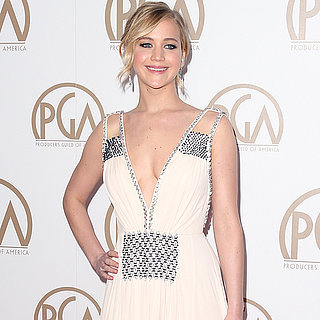 Jennifer Lawrence at the Producers G