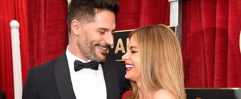 Sofia and Joe Bring Their Engaged Glow to the SAG Awards
