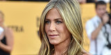Jennifer Aniston Takes The Plunge At The SAG Awards