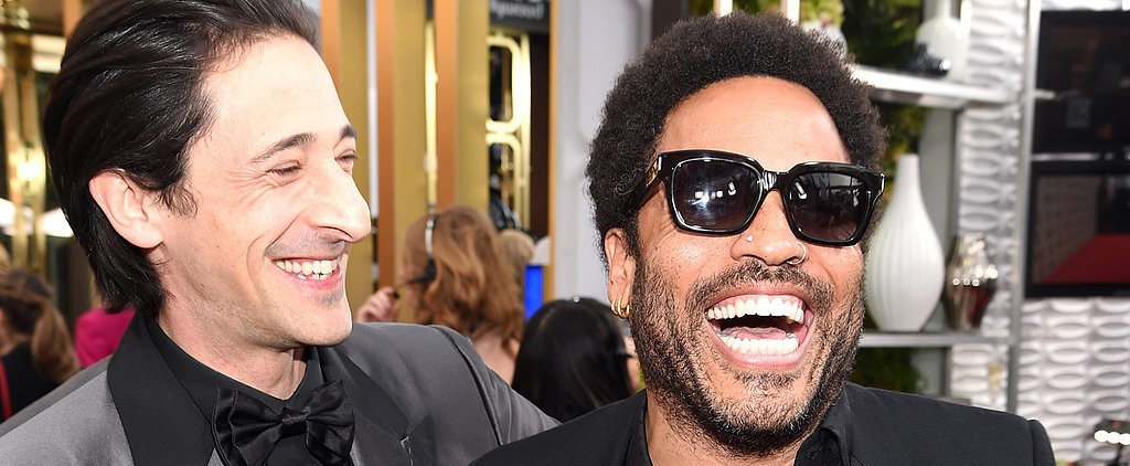 The Cutest and Most Random Celebrity Run-Ins at the SAG Awards