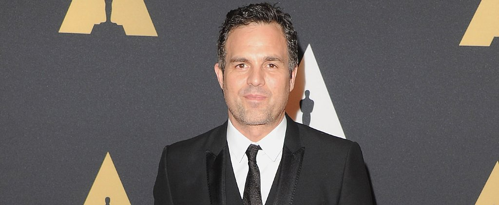 Mark Ruffalo Missed the SAG Awards but Still Gave an Acceptance Speech on Twitter