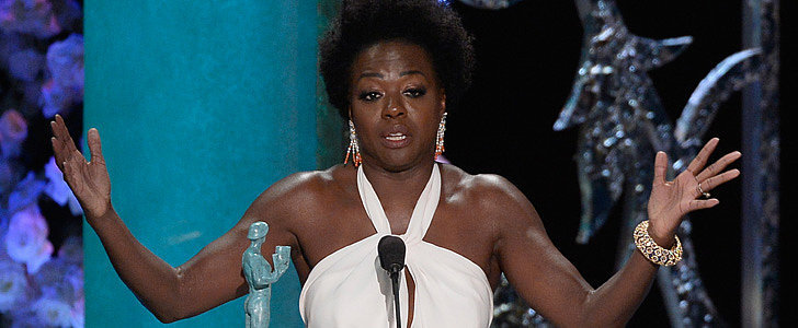 Viola Davis Addresses Hollywood's Diversity Issue on a Personal Level