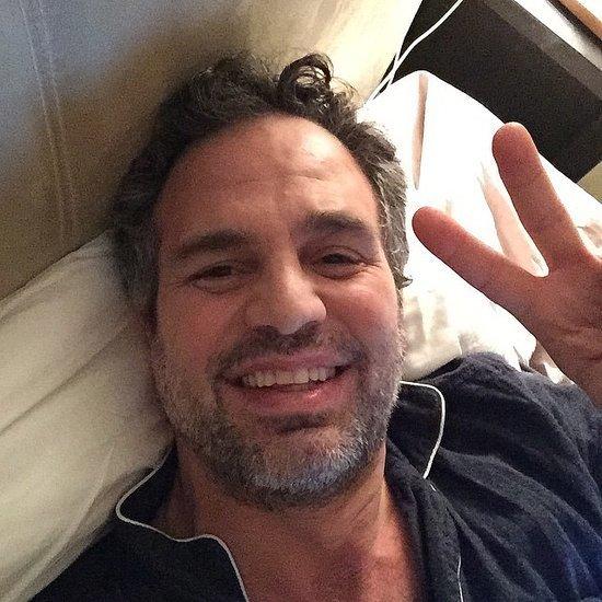 Mark Ruffalo SAG Award Acceptance on Twitter